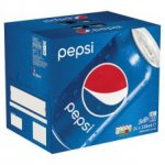 Pepsi Regular 24 x 330ml cans. Price error at till, down to £0.10p - Tesco Extra Lincoln
