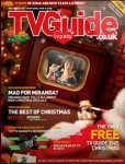 Get a free issue of TVGuide.co.uk magazine on Dec.18th - London pickup points only