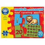 Orchard Toys Match and Count First Counting Puzzles - Reduced To £4.50 C&C @ Tesco
