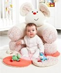 Blossom farm nibbles mouse sit me up cosy@ Mothercare free c&c