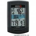 Cateye Stealth 50 cadence/HR GPS cycle computer £85 @ merlincycles