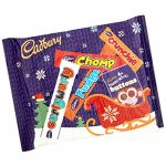 cadburys selection packs 3 for a £1 at Poundland.