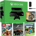 Xbox one with kinect, 3 games. Bluray film & play an charge kit - @ game £429.99