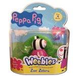 Peppa Pig Weebles characters 1/3 off - £3.74 @ Sainsburys
