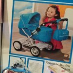 Silver cross roamer dolls pushchair £24.99 @ Clearance Bargains Walsall