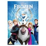 2 X Frozen DVDs Disney at Tesco Groceries £12 with code, variety of other Books, CD's and DVDs included in offer.