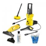 Karcher pressure washer and window vac £120.99 @ Ideal World TV