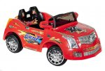 Xenta Dual 6V Motor Red Ride On Electric Car - Ebuyer was £99.99 now £49.98 free delivery