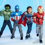 Disney Day 11 Offer - Marvel or Princess costume set - £50