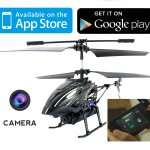 iHelicopter With Camera - iCam Lightspeed Android / iPad / iPhone Controlled - £42.95 @ Amazon