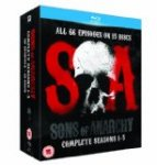 Sons of Anarchy seasons 1-5 (Blu-ray) £30 at Fox Direct/Play