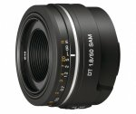 Sony DT 50mm AF f/1.8 SAM (SAL-50F18) with £30 Sony cashback - £95.99 @ Amazon (Sold by Camera Centre UK)