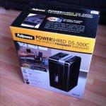 Fellowes power shredder - £13 instore @ Tesco