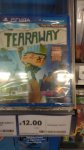 Tearaway for PS Vita £12 new instore @ Tesco