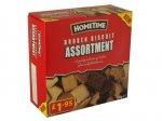 Hometime broken biscuit assortment £1.29 @ Home Bargains