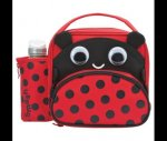Smash 3D Ladybird Lunch Bag and Water Bottle Set Was £10.00 Reduced to £2.50 instore at Tesco