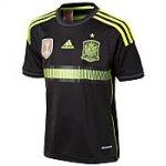 adidasSpain 2014 Junior Away Shirt £10 @ JD Sports -  free pick up at shop