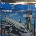 Playmobil City Action Cargo & Passenger Plane @ Costco £53.98