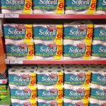 Sofcell toilet tissue 6 roll only £1.00 @ Tesco