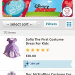 DISNEY STORE 25% off Disney Junior Online only for Today!!!
