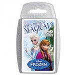 Top  Trumps £4 but 3 for 2 in store @ Tesco - Includes Frozen & Marvel ((3 packs for £8))