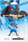 Nintendo amiibo Super Smash Bros. - Lucario (Nintendo Wii U/3DS) - Pre-order £10.99 Amazon Uk