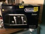 Delongi icons vintage 4slice toaster £15.00 @ Tesco instore