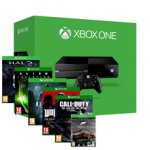 Xbox One Console + Halo Master Chief Collection + Alien Isolation + Murdered Soul Suspect + Wolfenstein + Call Of Duty Ghosts + Forza 5 GOTY Download £349.99 (Using Code: SPEND350) + Possible 3.67% (TCB) @ Shopto via Rakuten.co.uk