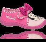Girls Minnie Mouse Full Slipper - £3.49 Delivered @ Deichmann
