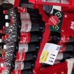 Coca-Cola and Diet Coke BOGOF £1.69 at Nisa