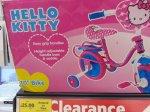 Hello Kitty bike £25.00 @ Tesco instore