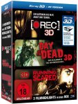 Box Set of 3 3D BluRays - Horror - Amazon Germany - £19.09 Delivered