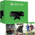 XBOX One Deals inc Fifa 15 OR GTA V, COD AW and Forza 5 (download) £349.99 @ Game