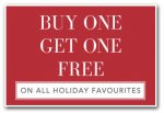 BOGOF on all holiday favourites @ Kringle candle PLUS FREE delivery over £10