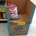 Seabrooks 20 pack multi bag crisps - £1.99 @ home bargains