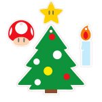 Free Christmas Tree decorations/Gift Tags @ Nintendo-Europe/Kids Club