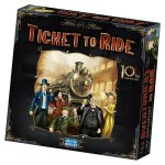Ticket To Ride 10th Anniversary board game, £41.99 Amazon