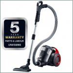 Win a Samsung VC20F70HDER vacuum cleaner @ Jennings Brewery
