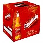 Brahma Lager 12 x 330ml Bottles Now Only £6.99 @ Home Bargains Instore