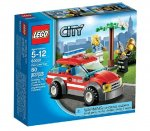 LEGO City 60001: Fire Chief Car - £5.50 @ Amazon (Free Delivery with Prime)