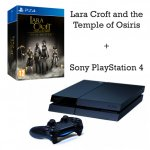 Win a PS4 plus a copy of Lara Croft and the Temple of Osiris @ HuffPost Tech @ Facebook