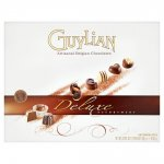 Guylian Deluxe Assortment 528g was £10 then £5 and scanning at £4 at Asda - nationwide.