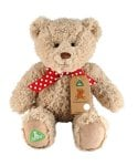 ELC Cuddly Christmas Bear from Mothercare was £16 now £4