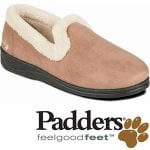 Padders Repose Slippers £12.00 (£16.99 delivered) @ The original Factory Shop