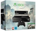 under £320 Xbox one assassins creed bundle with kinect amazon.de lightening deal