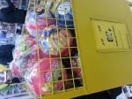 Kids Disney and others ball 40p @ tesco Airdrie