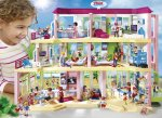 Playmobil Summer Fun 5265 Large Furnished Hotel Amazon £59.99