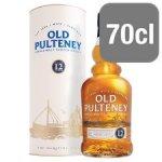 Old Pulteney single malt whisky 70cl  £25 @ Tesco