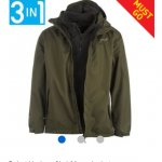 Gelert Horizon 3in1 jacket  £25 + £3.99 from Sports Direct