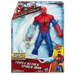 Amazing Spider-Man Triple Attack £7.99 @ Home Bargains